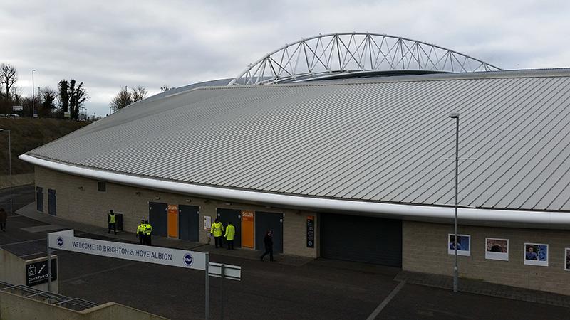 The american express community stadium brighton