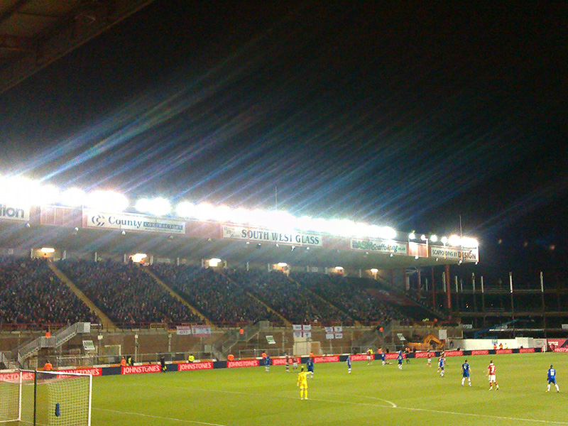 Bristol City v Gillingham