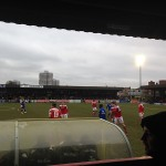AFC Wimbledon v Newport County League Two