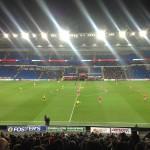 Cardiff city v colchester united
