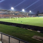 Rodney Parade the home of league 2 side newport county