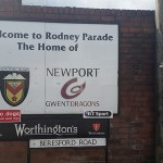welcome to rodney parade the home of newport county