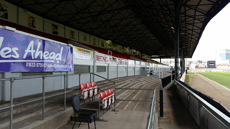newport county ground league two