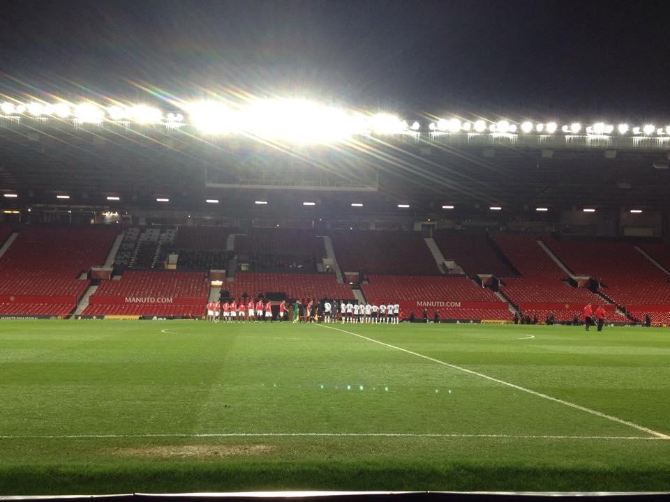 Old Trafford stadium machester united