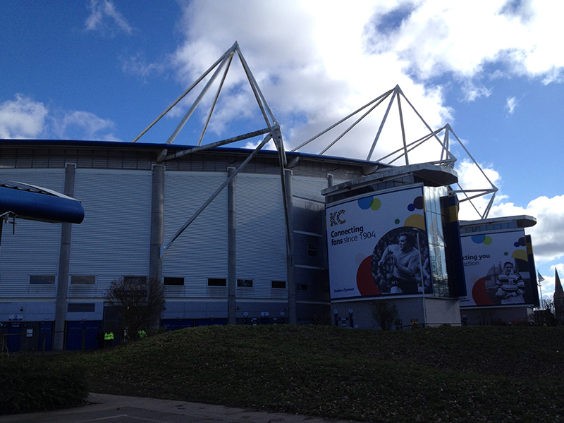 KC Stadium Hull City Hull Tigers