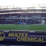 Before kick off Hull City v QPR Premier league