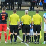 Huddersfield town v Reading fc in the Championship