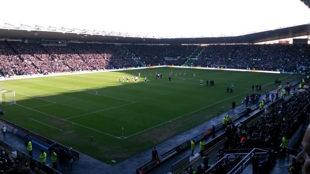 iPro Stadium Derby County v Nottingham Forest