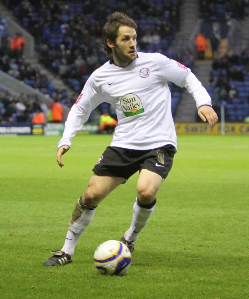 Ben Smith Hereford United midfielder