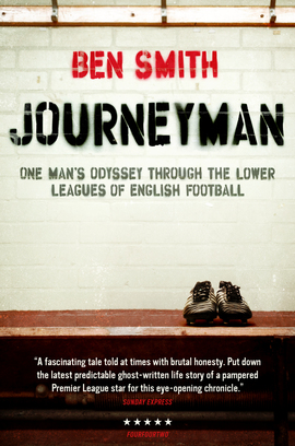 Ben Smith author of the book titled the journeyman