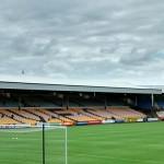 Port Vale's ground