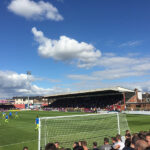 York City v Hartlepool United in league 2