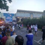 Outside Stadion Maksimir