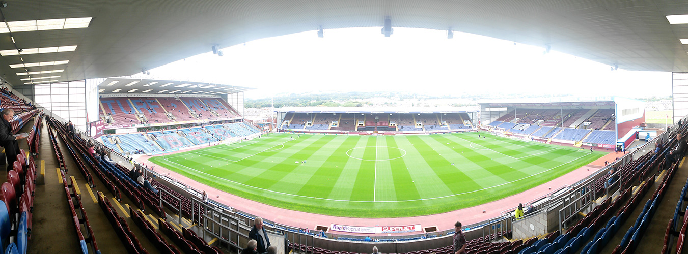 David Fishwick >> A Royal appointment at Turf Moor Burnley - the92 Blog