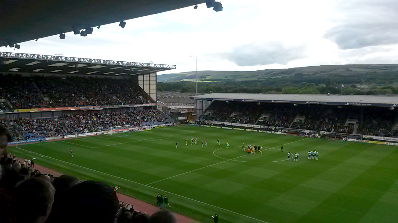 burnley v reading in the championship