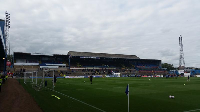 main stand carlisle united ground