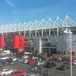 the riverside stadium middlesbrough