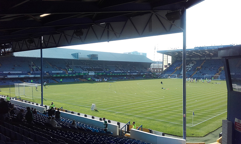 Fratton Park The Home Of League 2 Side Portsmouth