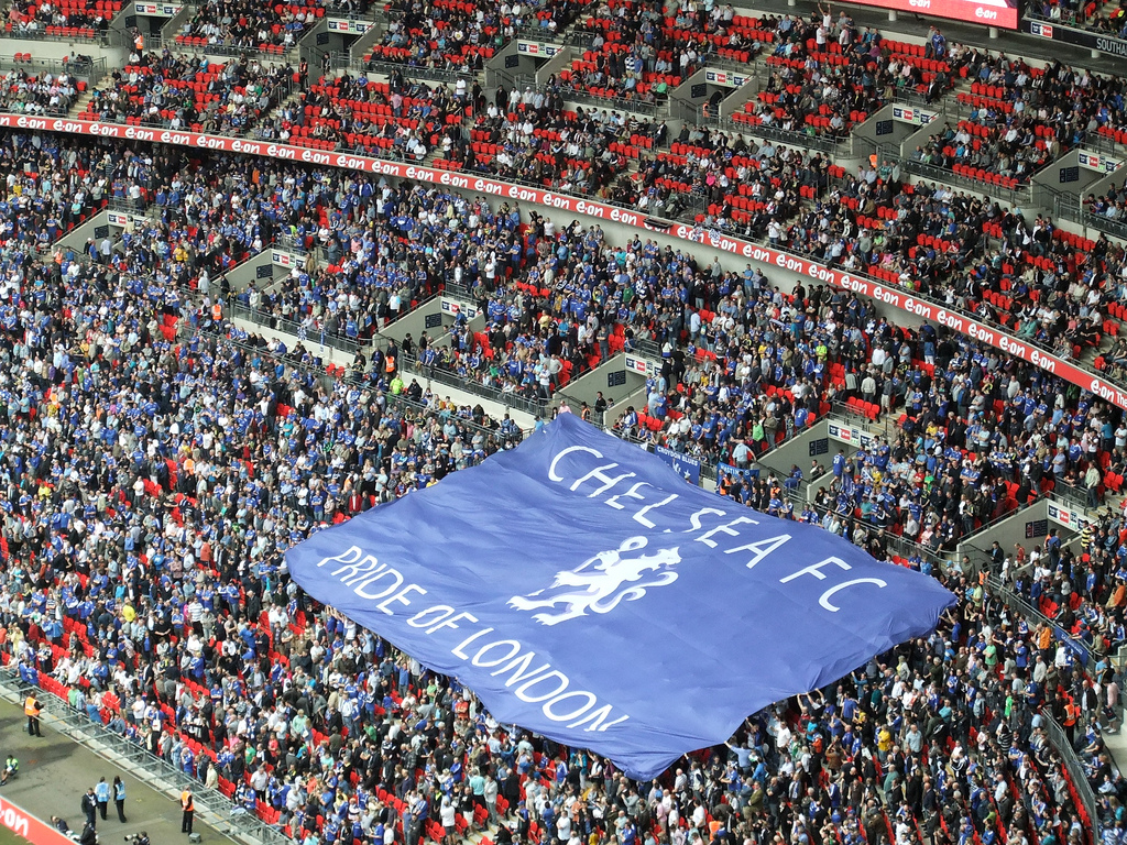 Chelsea, Aston Villa, FA Cup Semi Final, Wembley, 2010