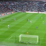 Tottenham Chelsea at Wembley