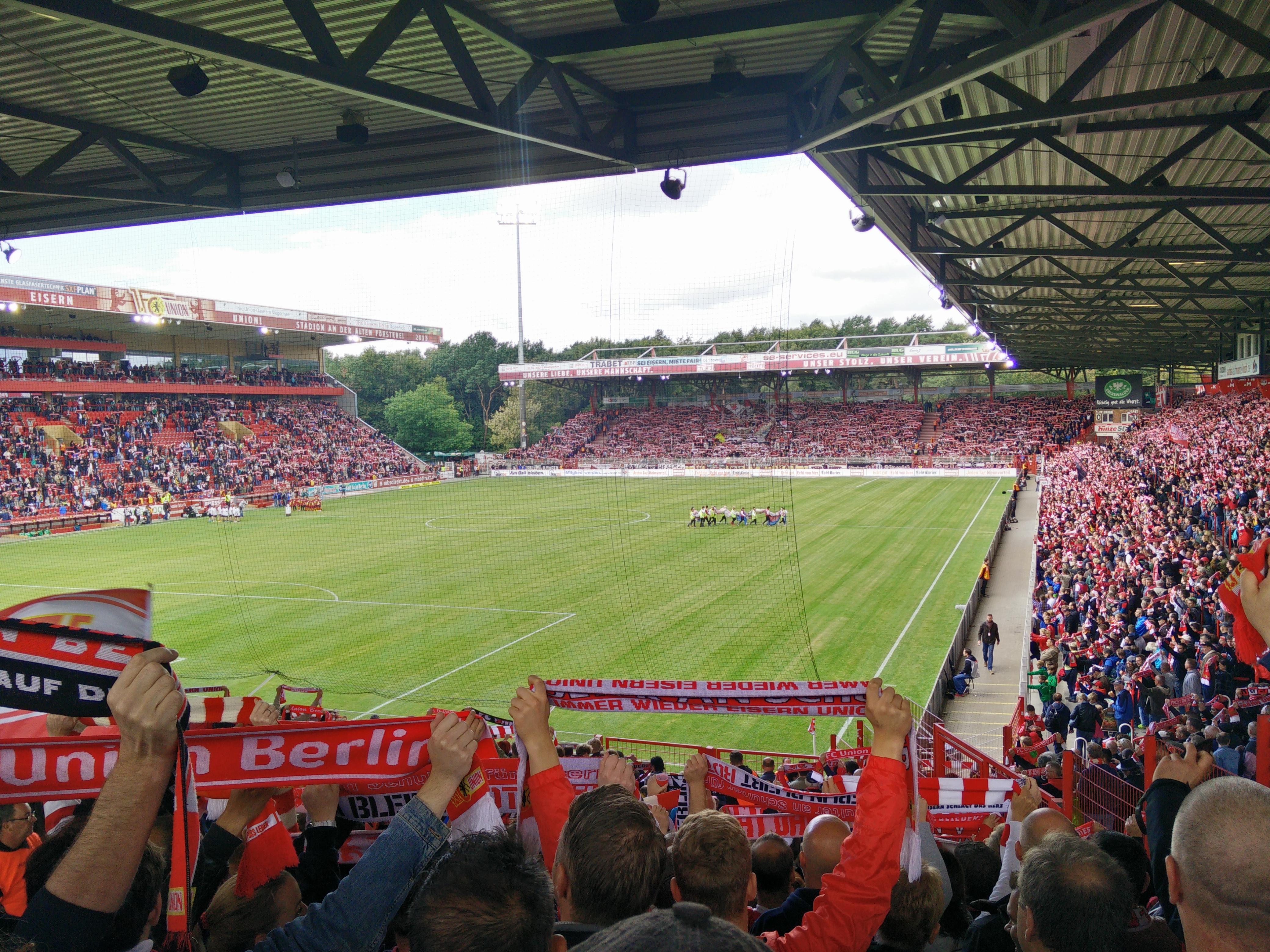 Union Berlin Stadion