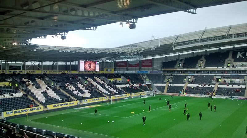 Hull City KC Stadium