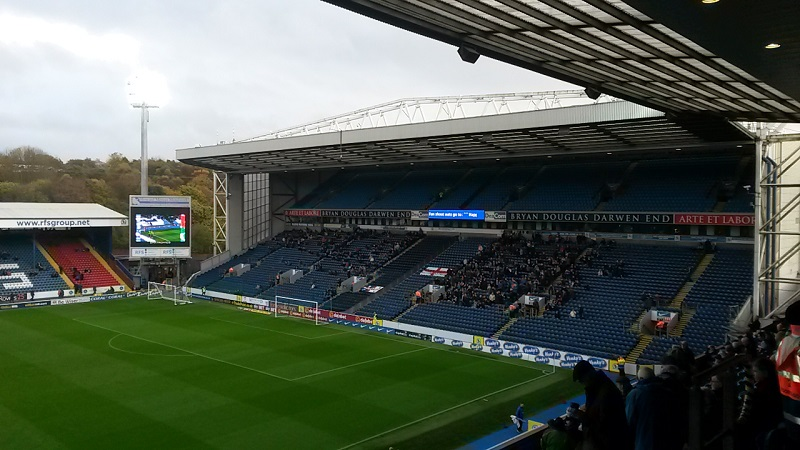 darwen end ewood park blackburn
