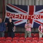 Brentford fc fans