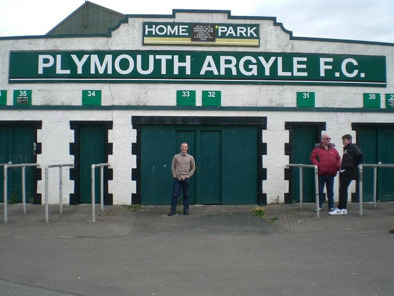 home park plymouth argyle