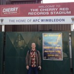 Cherry Red Records stadium the home of afc wimbledon