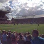 Selhurst Park Crystal Palace v Manchester City