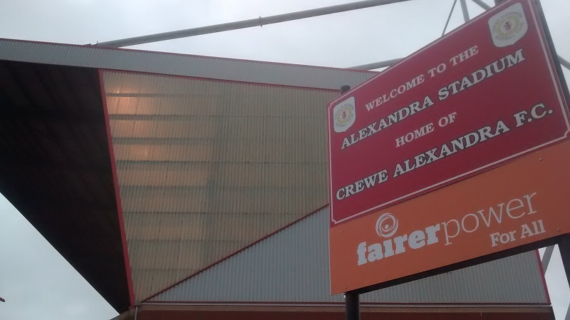 crewe's ground