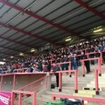 terrace at exeter city st james' park