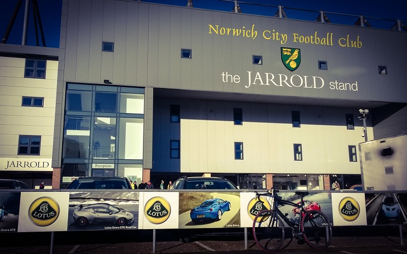 Norwich city carrow road