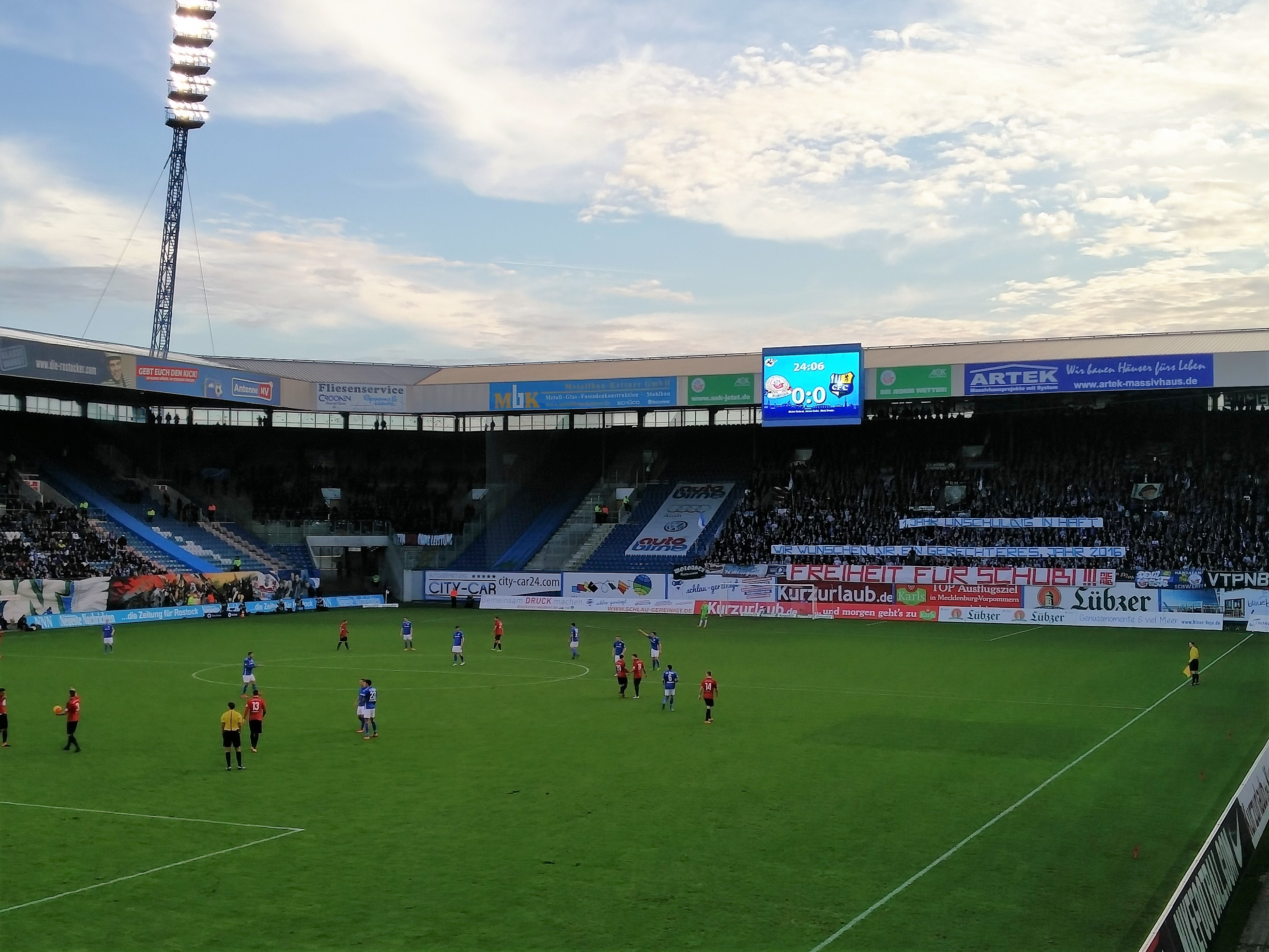 Hansa Rostock And The Legacy Of East German Football