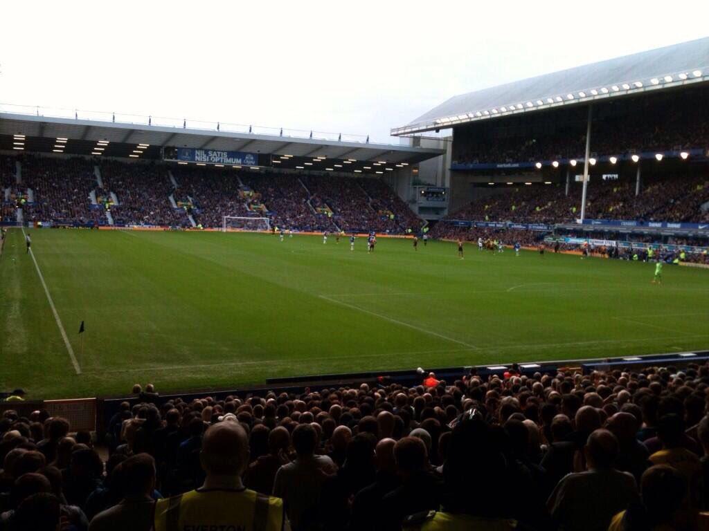 Everton Goodison Park