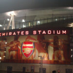 The Emirates Stadium Arsenal