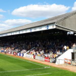 the main stand at the cambs glass stadium