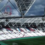 west ham's new home the london stadium