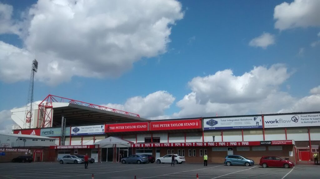 the city ground nottingham