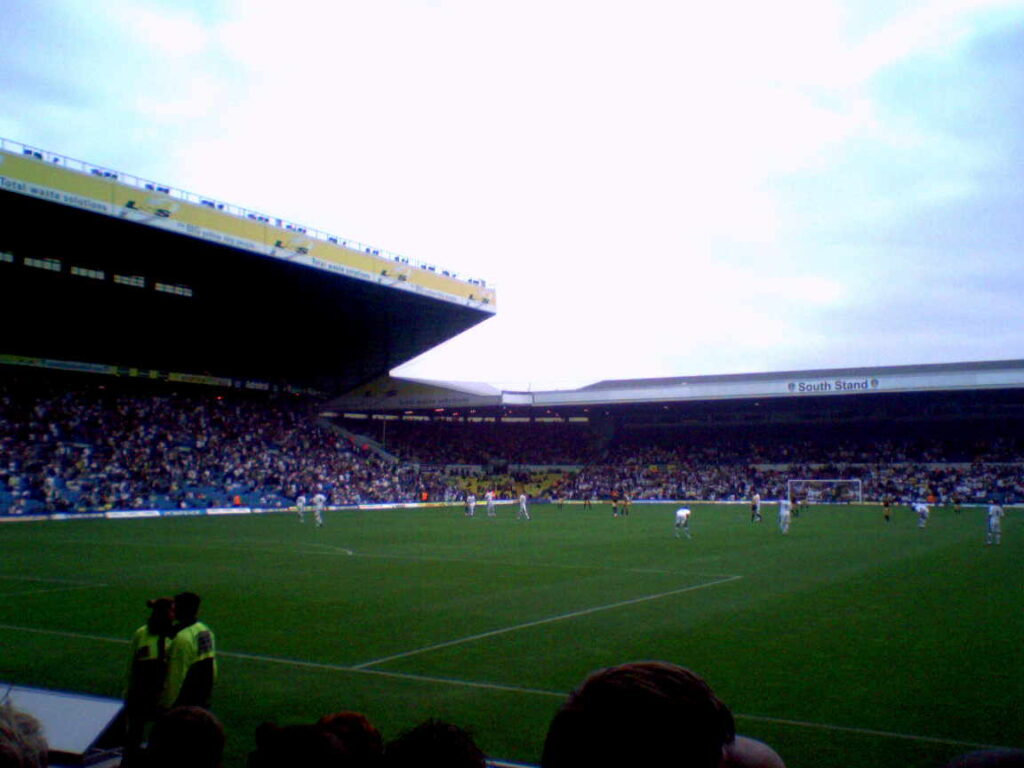 Elland Road Leeds United v Yeovil Town