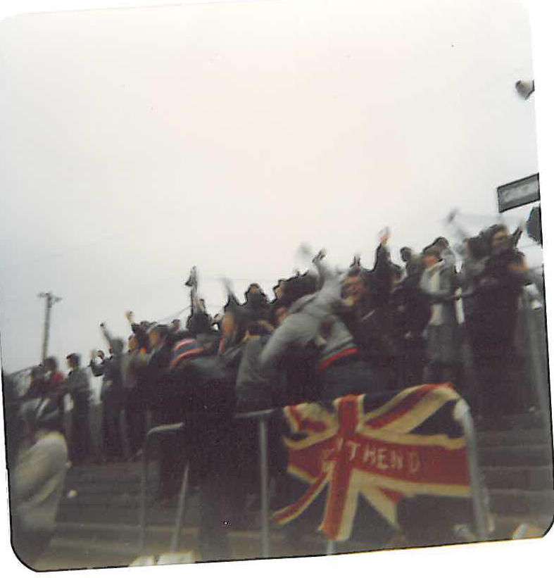 Southend United Terrace