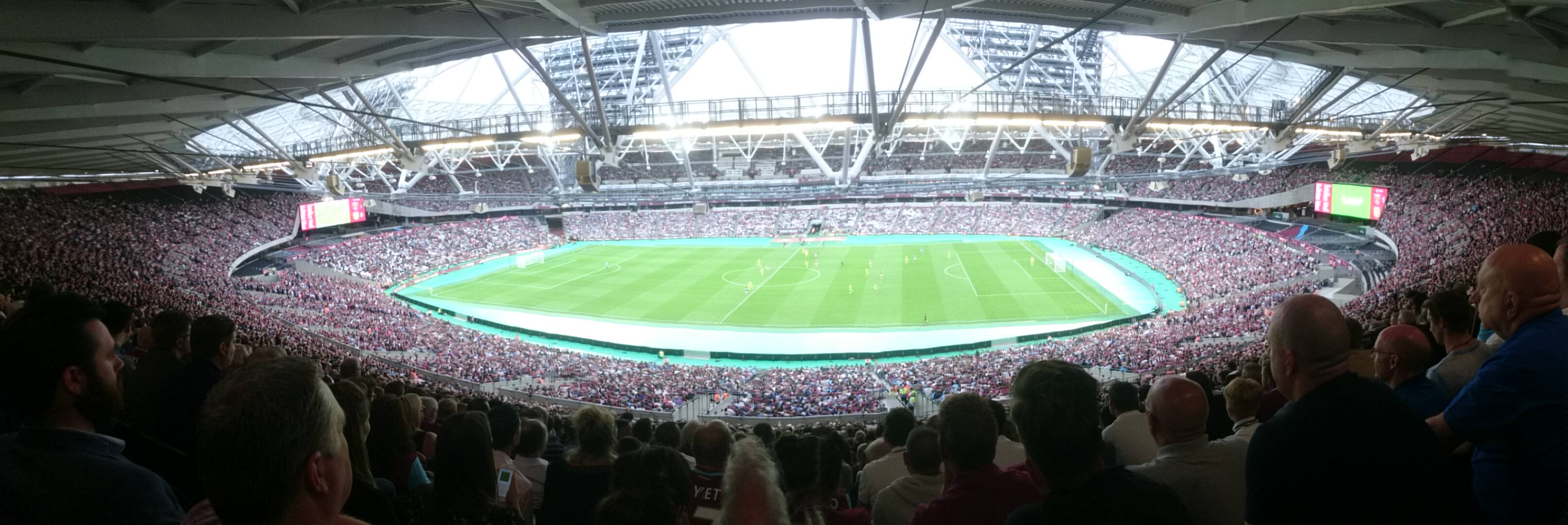 The London Stadium. Or The Queen Elizabeth II Stadium. Or...