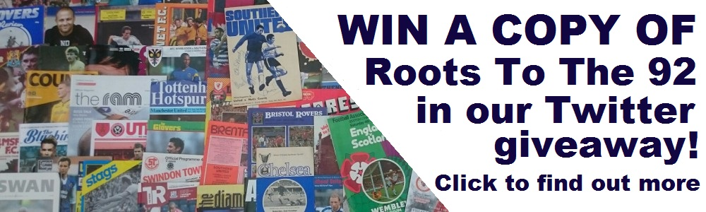 Win a copy of Roots to the 92 by Andrew Leeder