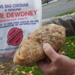 Ivor Dewdney award winning Pasty Plymouth