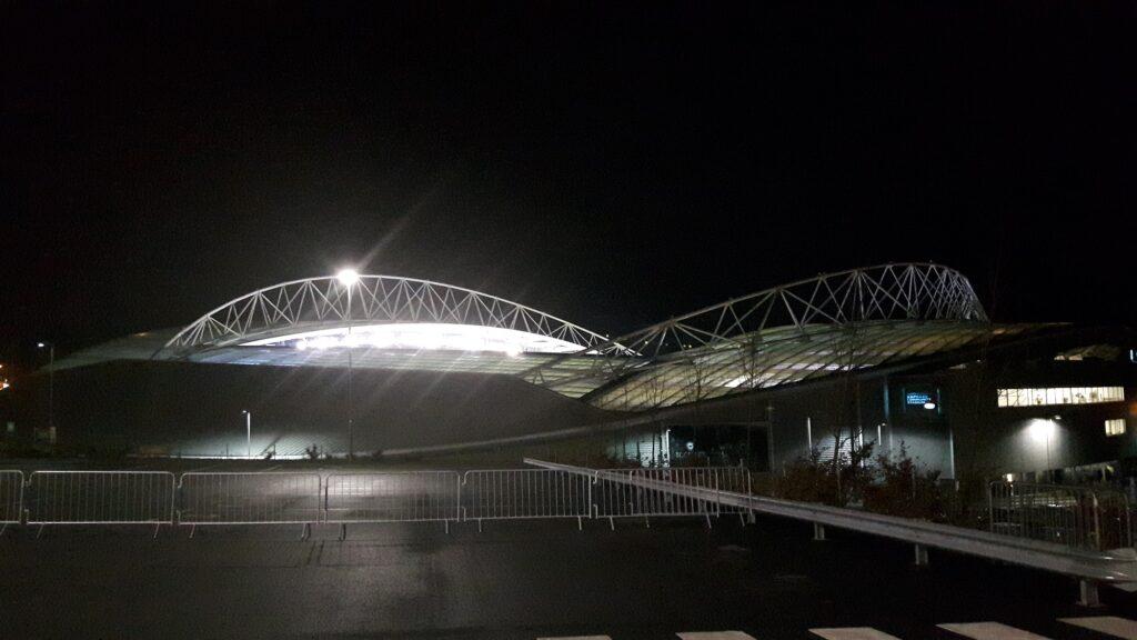 The Amex Stadium Falmer Brighton