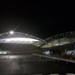 The Amex Stadium Falmer Brighton