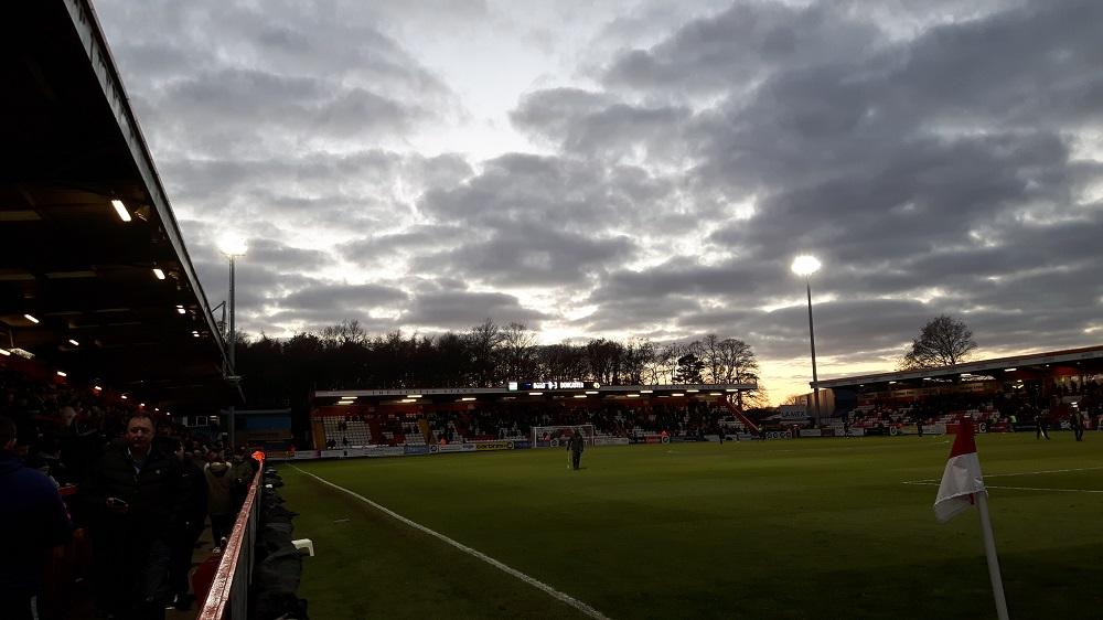 The Lamex Stadium, Stevenage
