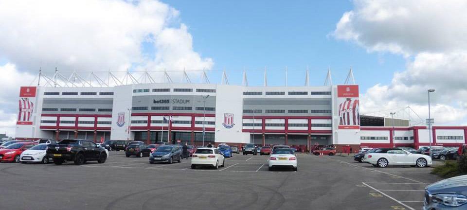 Stoke City Bet365 Stadium