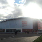 The New York Stadium Rotherham in the sunshine